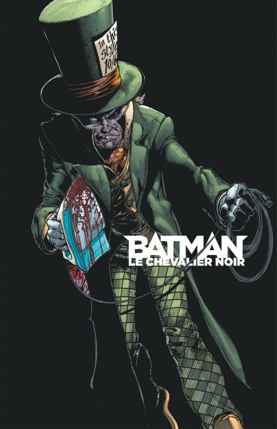 Page 1 Batman le chevalier noir tome 3