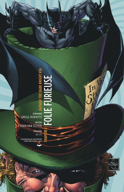 Page 0 Batman le chevalier noir tome 3