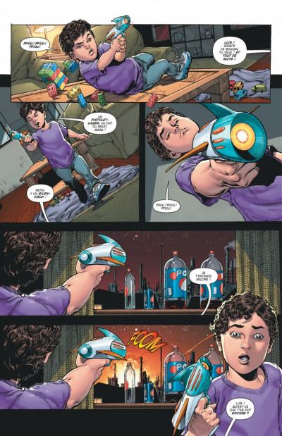 Page 3 Batman le chevalier noir tome 3
