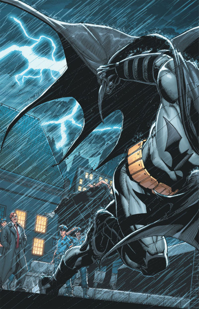 Page 2 Batman le chevalier noir tome 3