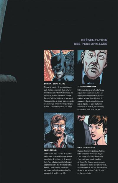 Page 5 Batman le chevalier noir tome 3