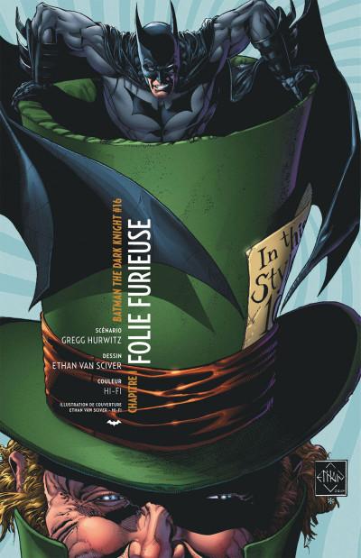 Page 6 Batman le chevalier noir tome 3