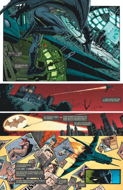 Page 7 Batman le chevalier noir tome 3