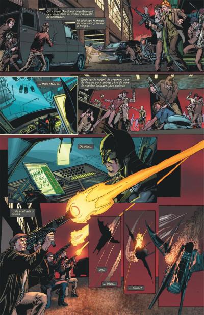 Page 8 Batman le chevalier noir tome 3
