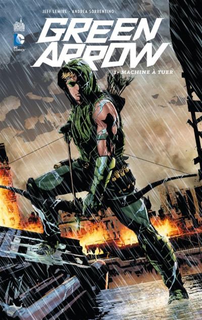 Couverture Green arrow  tome 1