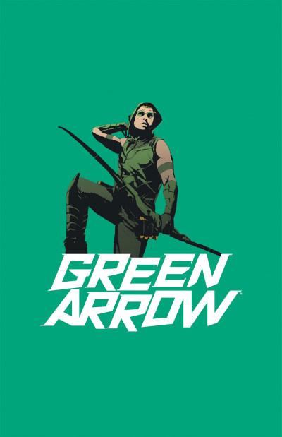 Page 1 Green arrow  tome 1