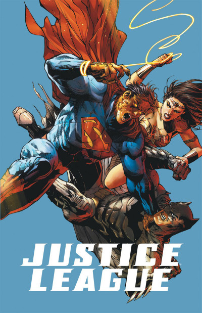 Page 1 Justice league tome 3