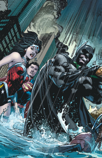 Page 2 Justice league tome 3