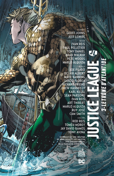 Page 3 Justice league tome 3