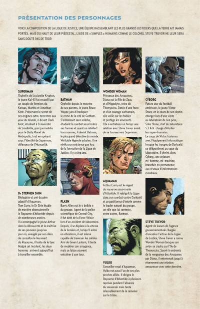 Page 5 Justice league tome 3
