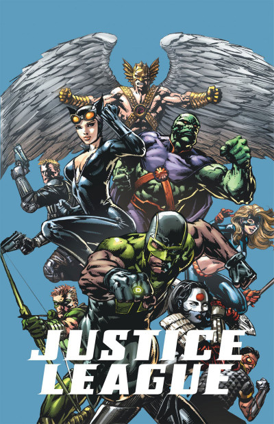 Page 1 Justice league tome 4