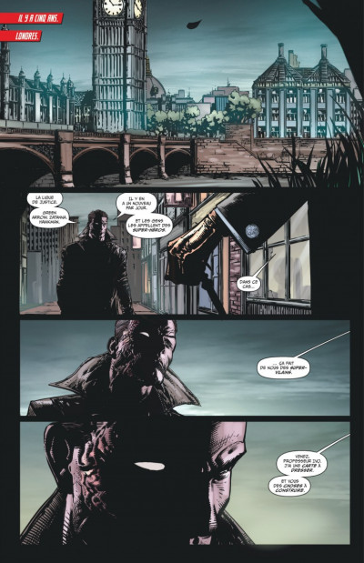 Page 0 Justice league tome 4