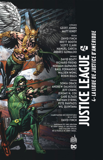 Page 3 Justice league tome 4