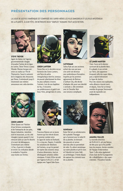 Page 5 Justice league tome 4