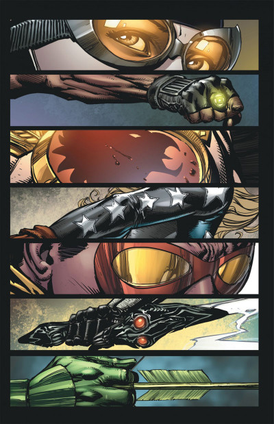 Page 8 Justice league tome 4