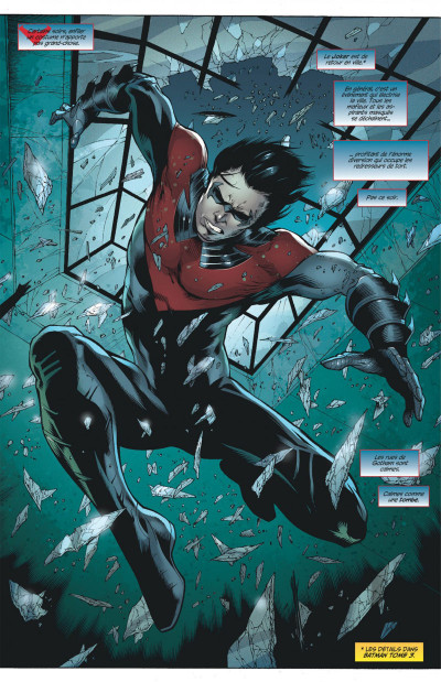 Page 7 Nightwing tome 3