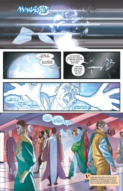 Page 3 Superman tome 3