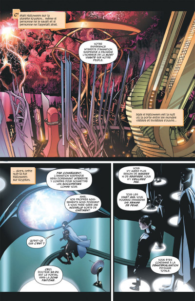 Page 7 Superman tome 3
