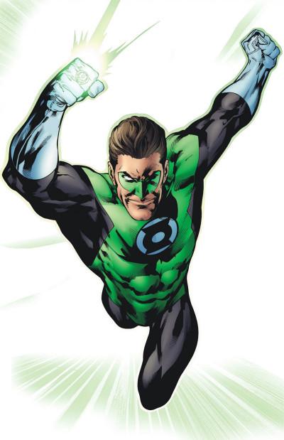 Page 2 Geoff Johns Présente Green Lantern tome 4