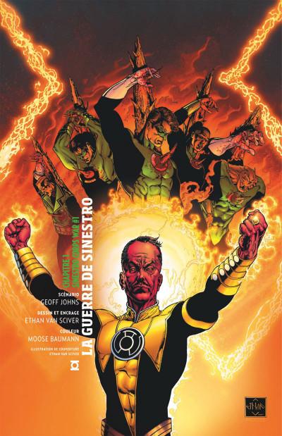 Page 6 Geoff Johns Présente Green Lantern tome 4