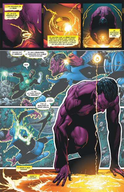 Page 8 Geoff Johns Présente Green Lantern tome 4