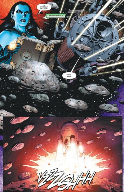 Page 8 Geoff Johns présente Green Lantern tome 5 - la guerre de Sinestro tome 2