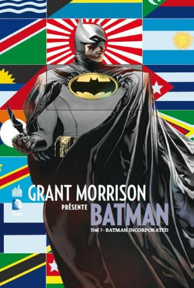 Couverture Grant Morrison Présente Batman tome 7