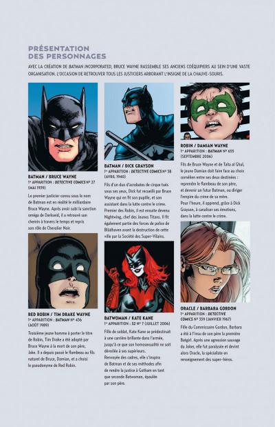 Page 5 Grant Morrison Présente Batman tome 7