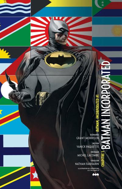 Page 6 Grant Morrison Présente Batman tome 7
