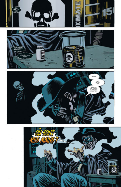 Page 7 Grant Morrison Présente Batman tome 7
