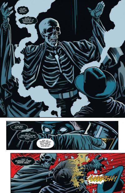 Page 8 Grant Morrison Présente Batman tome 7