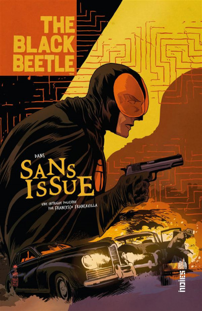 Couverture The Black Beetle - tome 1