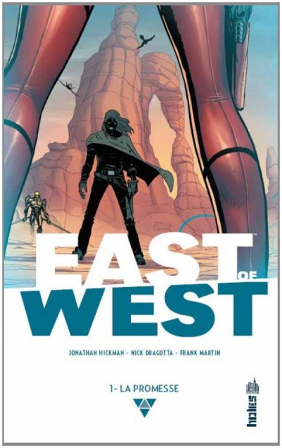 Couverture East of West tome 1