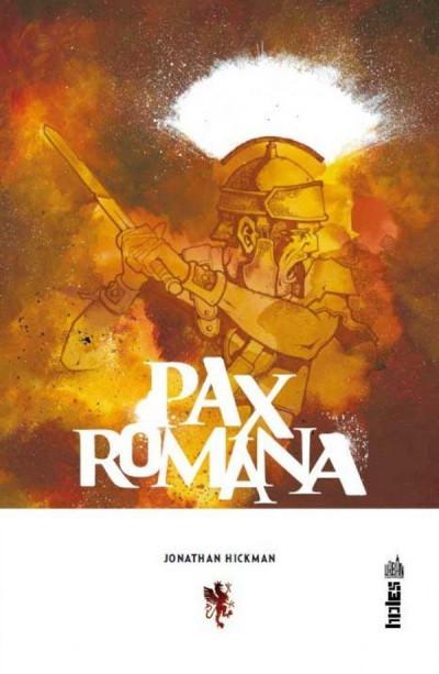 Couverture Pax Romana tome 1
