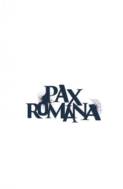 Page 1 Pax Romana tome 1