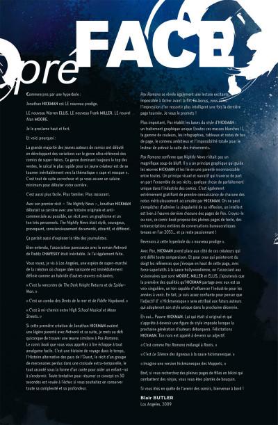 Page 4 Pax Romana tome 1