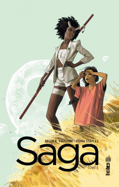 Couverture Saga tome 3