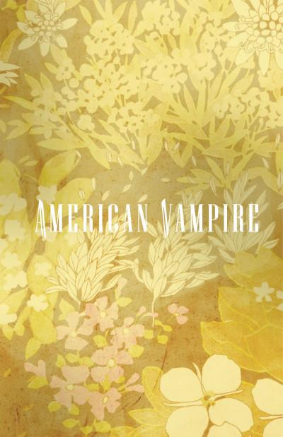 Page 1 american vampire tome 5 - la liste noire