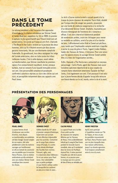Page 5 american vampire tome 5 - la liste noire