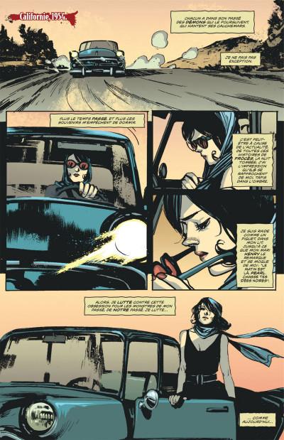 Page 7 american vampire tome 5 - la liste noire