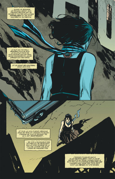 Page 8 american vampire tome 5 - la liste noire