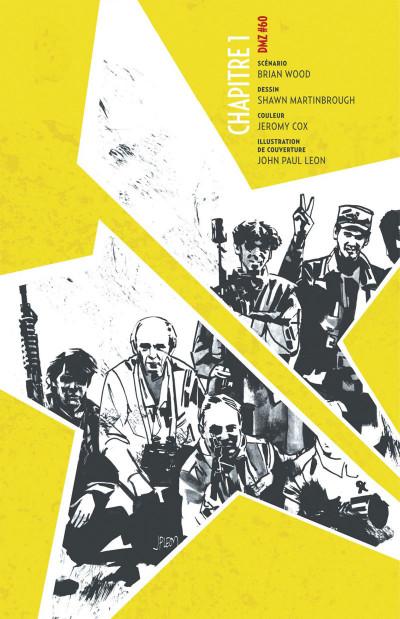 Page 4 Dmz tome 11 - le soulèvement des Etats libres (cartonné)