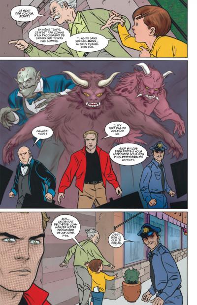 Page 8 fables tome 13 - l'âge des ténèbres (cartonné)