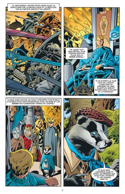 Page 8 fables tome 14 - la grande alliance (cartonné)
