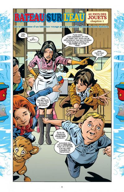 Page 8 fables tome 21 - un monde de jouets (souple)