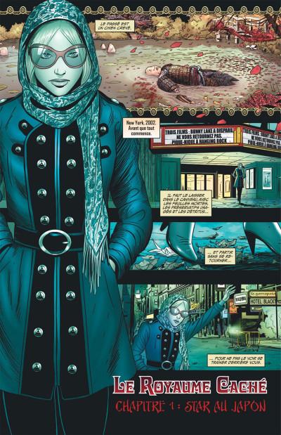 Page 5 Fairest tome 2 - le royaume caché