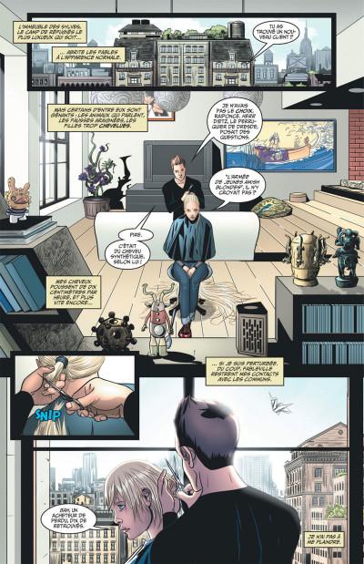 Page 6 Fairest tome 2 - le royaume caché