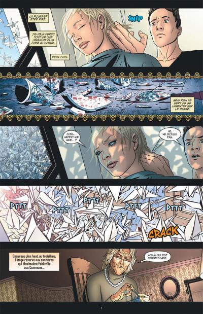 Page 7 Fairest tome 2 - le royaume caché