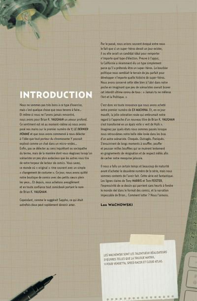 Page 4 ex machina tome 2