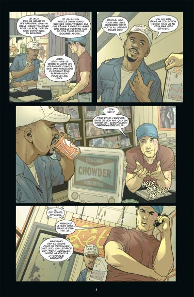 Page 8 ex machina tome 2